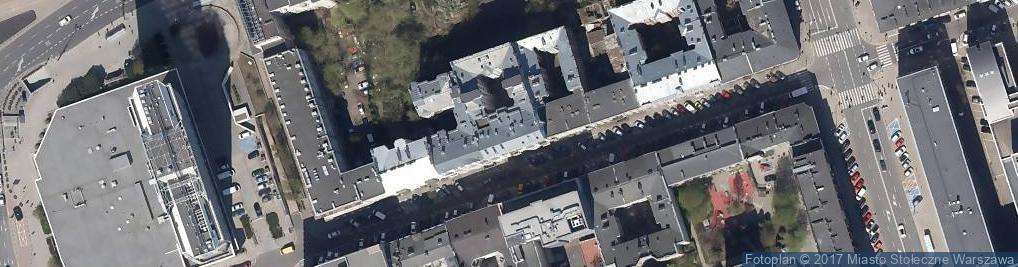 Zdjęcie satelitarne Aga Pośrednictwo Handlowe