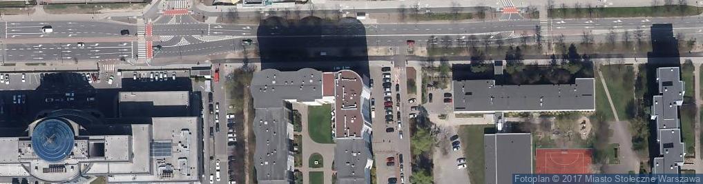 Zdjęcie satelitarne Agencja Artystyczna Night Life Aneta Fester