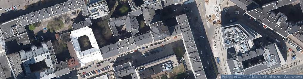 Zdjęcie satelitarne Agencja Dostaw Harcerskich