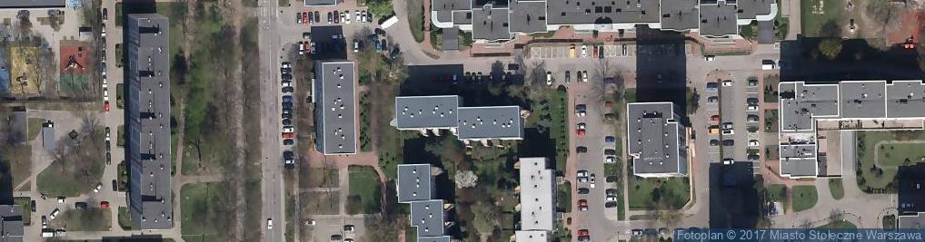 Zdjęcie satelitarne Agencja Gruntowo Prawna Geolex