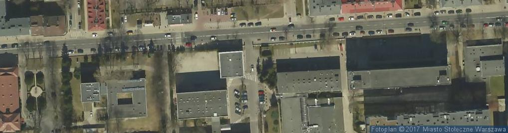Zdjęcie satelitarne Agencja Infernal - Agencja Statystów, Hostess i Modelek