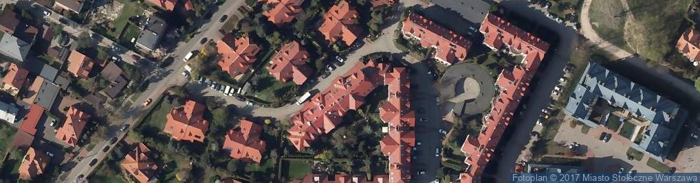 Zdjęcie satelitarne Agencja Kris Ryszarda Uchmańska