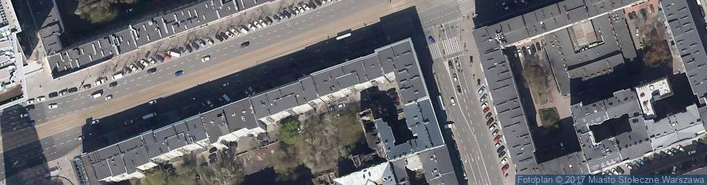 Zdjęcie satelitarne Agencja Towarzyska Alison