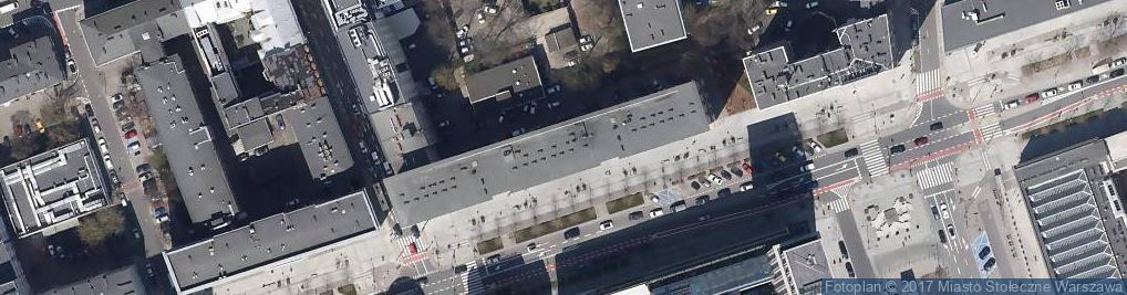 Zdjęcie satelitarne Agencja Ubezpieczeń COMPENSA