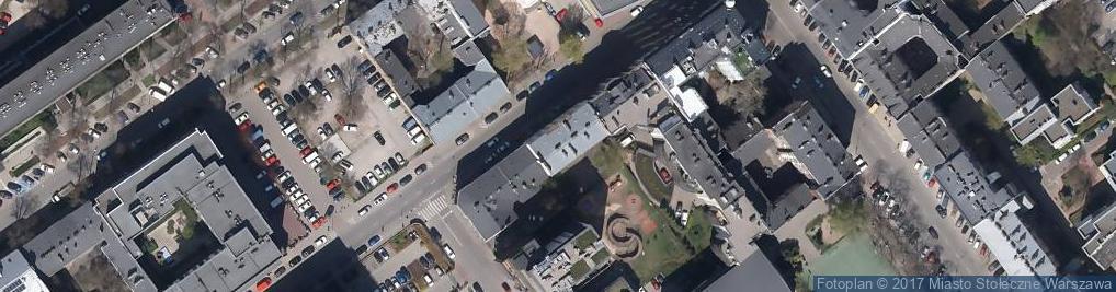 Zdjęcie satelitarne Agencja Ubezpieczeniowa
