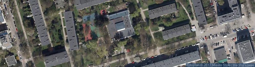 Zdjęcie satelitarne Agent Ubezpieczeniowy Fronczak Tomasz Andrzej