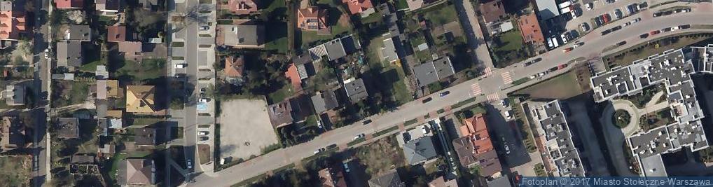 Zdjęcie satelitarne Agent Ubezpieczeniowy Grabska Monika