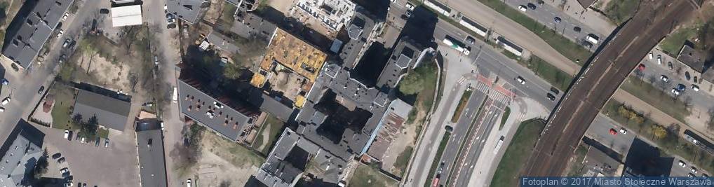 Zdjęcie satelitarne Agent Ubezpieczeniowy Tatiana Hołyńska