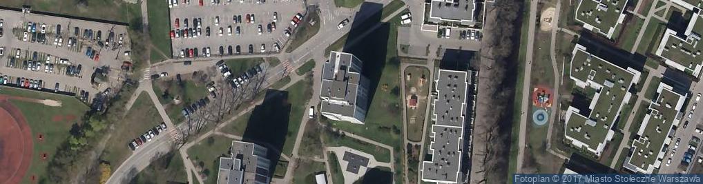 Zdjęcie satelitarne Agent Ubezpieczeniowy Waga Wieslawa