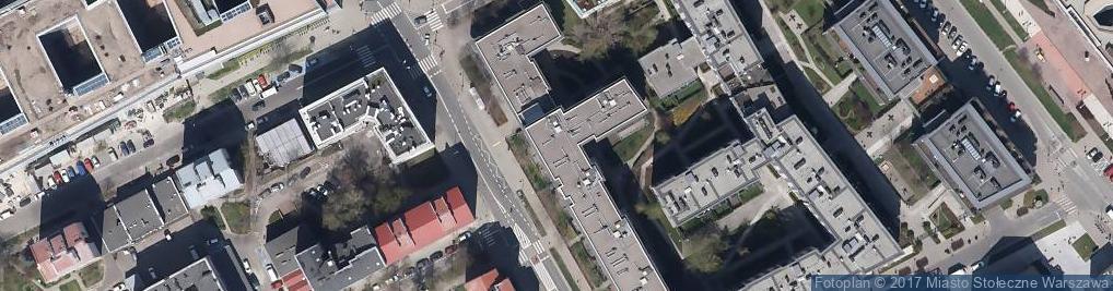 Zdjęcie satelitarne Agnieszka Dudzińska Freedom