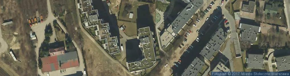 Zdjęcie satelitarne Agnieszka Karwowska