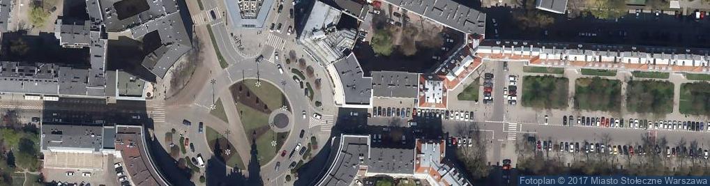 Zdjęcie satelitarne Ailu Rajstopy U Ludmiły