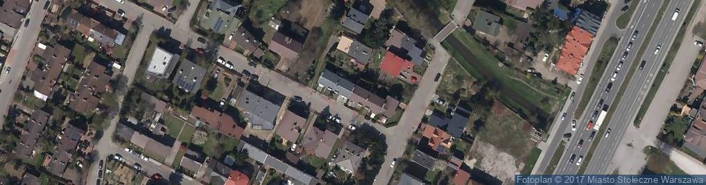 Zdjęcie satelitarne AirFlow Instalacje Wentylacji i Klimatyzacji Tomasz Kossowski
