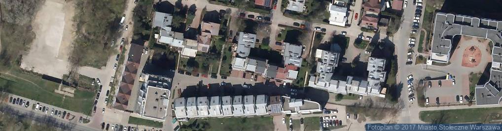 Zdjęcie satelitarne Ajs Agnieszka Jastrzębska-Szypura