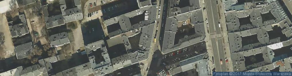 Zdjęcie satelitarne Akademia i-Ching Tao Piotr Karolewski