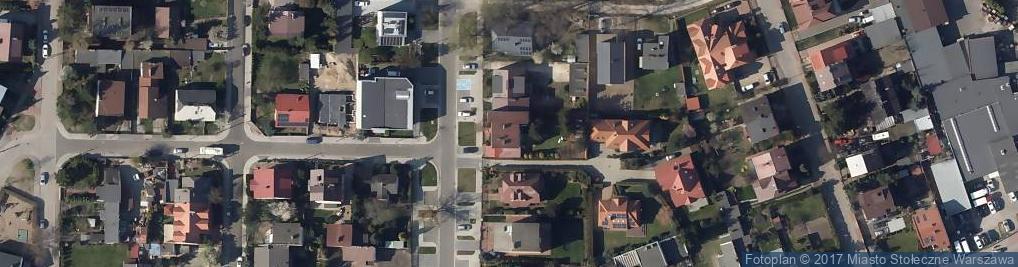 Zdjęcie satelitarne Akademia Polska