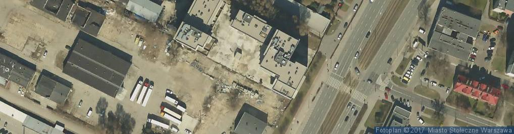 Zdjęcie satelitarne AKMA