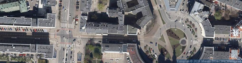 Zdjęcie satelitarne Ako Studium Antykorozji