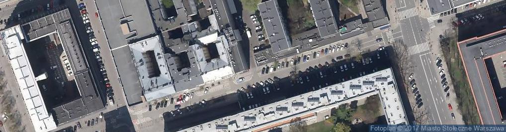 Zdjęcie satelitarne Akro 3 Sp. z o.o.