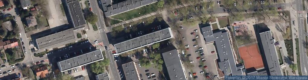 Zdjęcie satelitarne Al Kon