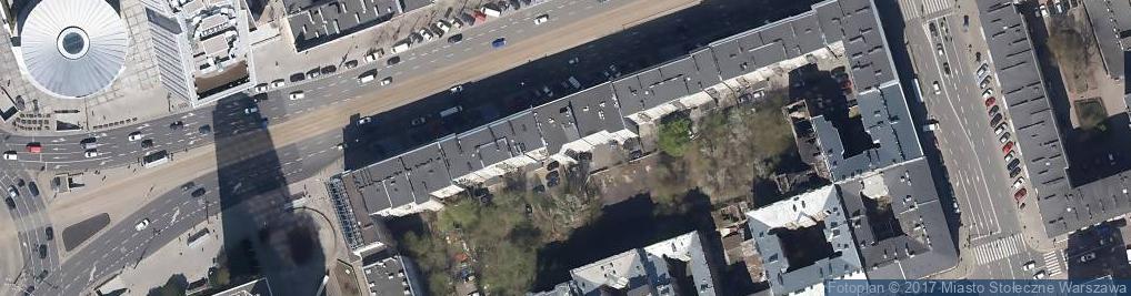 Zdjęcie satelitarne Alexander Centrum Języków Obcych