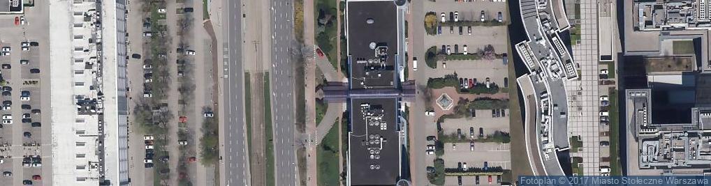 Zdjęcie satelitarne Alfa Bond Kohlhauer Sp. z o.o.