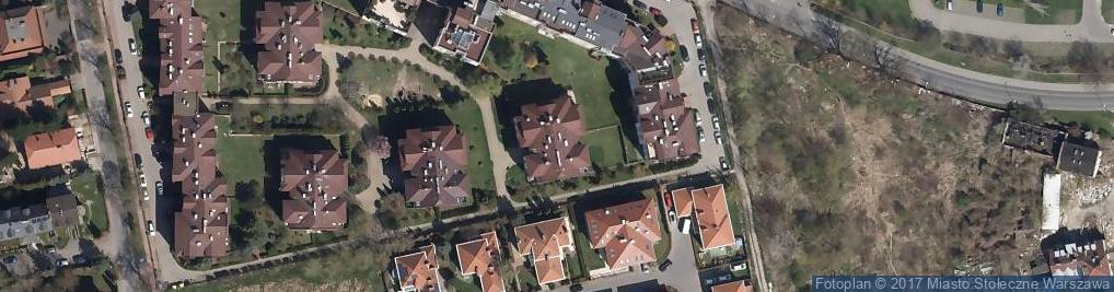 Zdjęcie satelitarne Alina Wyrzykowska Almax