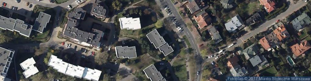 Zdjęcie satelitarne Alliance Polska