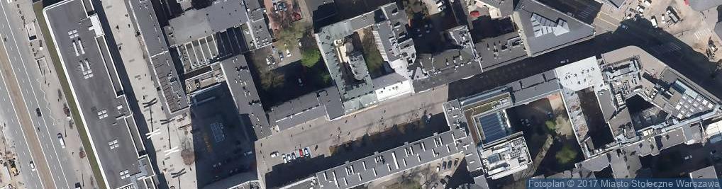 Zdjęcie satelitarne Almas Hebdzyńska Magdalena Gutowska Krystyna