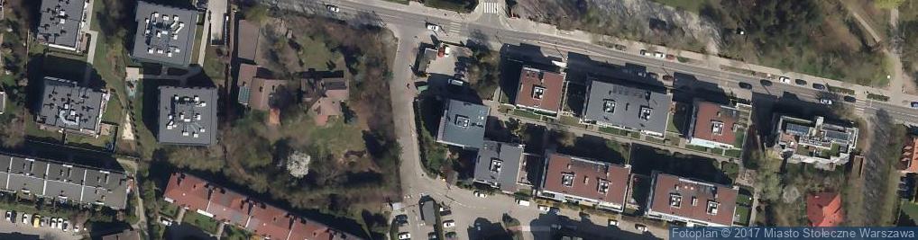Zdjęcie satelitarne Alsa Wojno i Wspólnicy