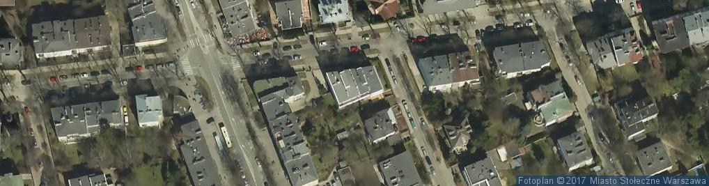 Zdjęcie satelitarne Alternative Capital