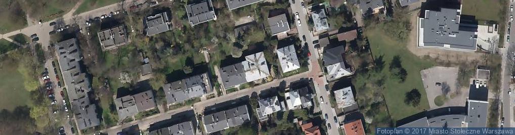Zdjęcie satelitarne Amadeusz Litewska Ewa