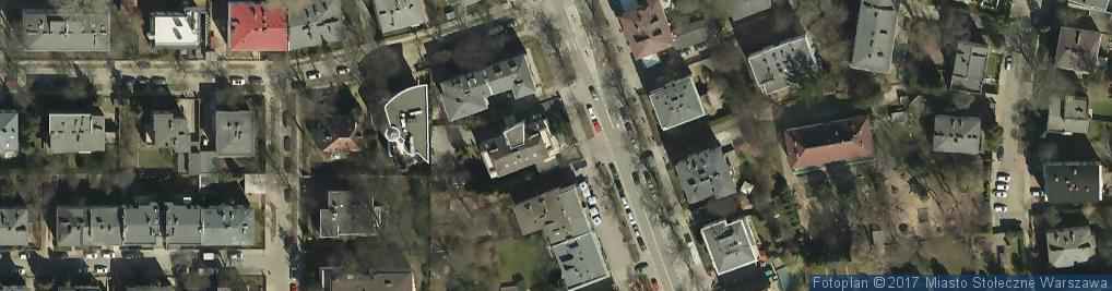 Zdjęcie satelitarne Ambasada Portugalii