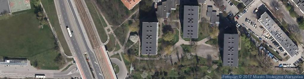Zdjęcie satelitarne Ambulatorium Publiczny Zakład Opieki Zdrowotnej