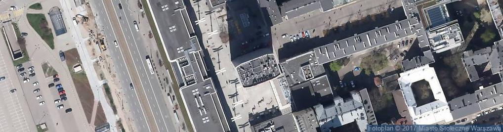 Zdjęcie satelitarne Amerykańsko Polska Korporacja Ampoltech