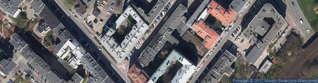 Zdjęcie satelitarne Amico Nieruchomości