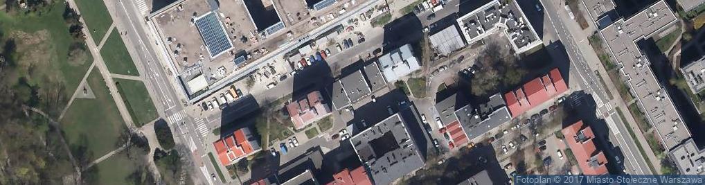 Zdjęcie satelitarne Ami