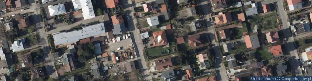 Zdjęcie satelitarne Ampol PHIE Krzysztof Godlewski