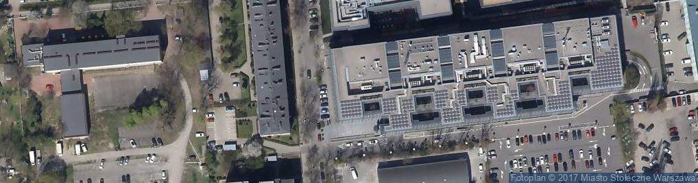Zdjęcie satelitarne AMS