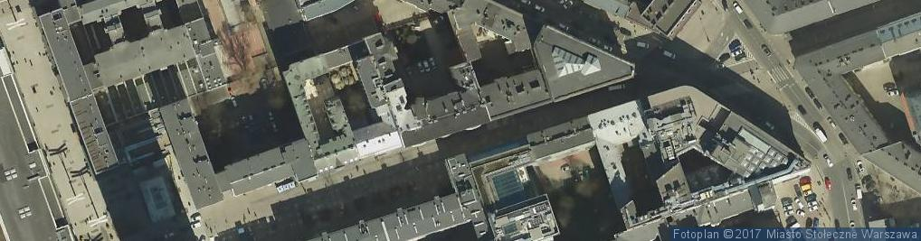 Zdjęcie satelitarne ANA Language Services Sp. z o.o.