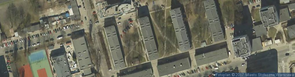 Zdjęcie satelitarne Analizy Lekarskie