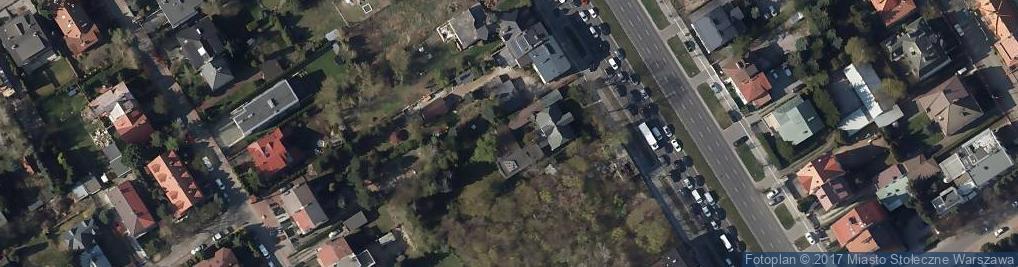 Zdjęcie satelitarne Andrzej Olechowski - Działalność Gospodarcza