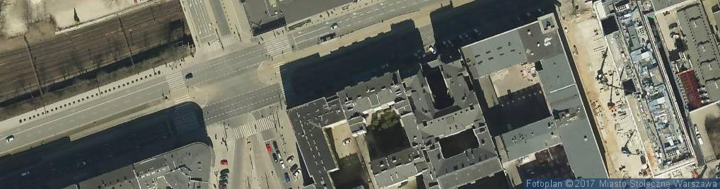 Zdjęcie satelitarne Andrzej Robert Grad Usługi Prawnicze