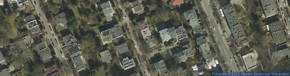 Zdjęcie satelitarne Andrzej Świątek - Działalność Gospodarcza