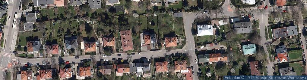 Zdjęcie satelitarne Andrzej Węc - Działalność Gospodarcza
