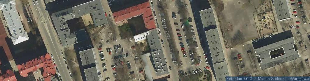 Zdjęcie satelitarne Anna Chackiewicz - Działalność Gospodarcza