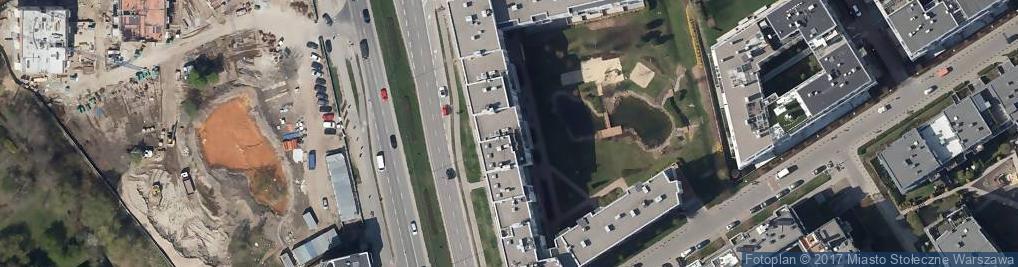 Zdjęcie satelitarne Anna Nienajadło - Działalność Gospodarcza
