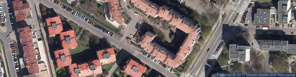 Zdjęcie satelitarne Anna Trojanowska