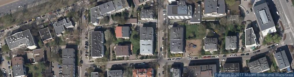Zdjęcie satelitarne Ansyl