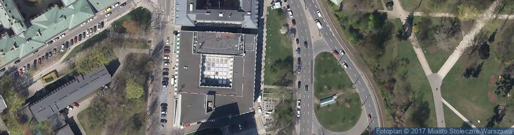 Zdjęcie satelitarne Antares Biuro Tłumaczeń